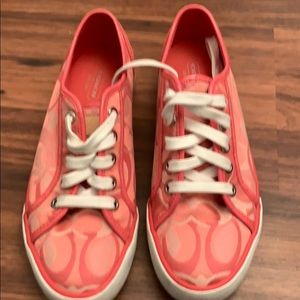 Authentic women's coach sneakers